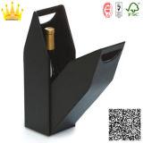 De Carrier van de Verpakking van de wijn/de Speciale Verpakking van het Document van de Wijn