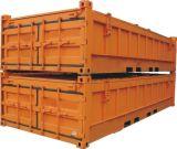 Csc a délivré un certificat le conteneur à couvercle serti dur de hauteur de 20FT Harf