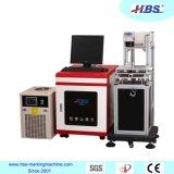 macchina ultravioletta della marcatura del laser 5W per marcatura di vetro/acrilica