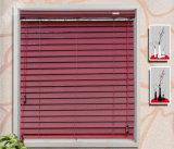 Decoração de madeira Venetian do indicador das cortinas de rolo do Slat ambiental