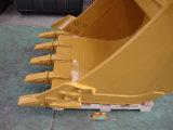 20t 1.0cmb ISO/Ce/SGS anerkannte Standardwanne/Miniexkavator-Wanne mit den Zähnen