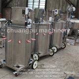 移動式子牛の挿入機械、ミルクの送り装置150リットル容量