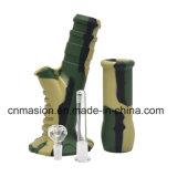 Tubulação de fumo de vidro da tubulação de água do silicone (DD4)