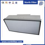 Strumentazione del filtrante del ventilatore per il processo dell'aria