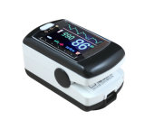 セリウム、FDAの証明書Telemedicine Color Display RechargeableとのBluetooth Wireless Pulse Oximeter