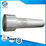 Hersteller CNC-maschinell bearbeitende legierter Stahl-Welle für hydraulische Maschinerie