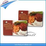Cartão do PVC/cartão plástico