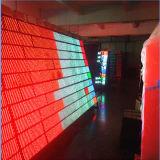 Van de Openlucht LEIDENE van de enig-kleur Module de Digitale Vertoning van Scoreborden leiden