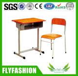Únicas mesa e cadeira do estudante da sala de aula para o Sell (SF-09S)