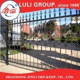 家のための電流を通された鋼鉄金属のゲートのパネルそして塀のパネル