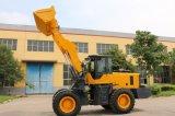 Mini caricatore della rotella di Lq300 Luqing Zl30 3000kg Cina