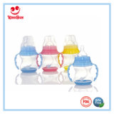 [فوود غرد] بلاستيكيّة طفلة [فيديينغ] زجاجة مع لون يغيّب قاعدة [150مل]