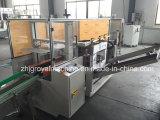 Enrollable automática de alta velocidad de la máquina de envasado en cartón