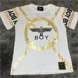 T-shirt autrichien de Lauderdale pour les hommes avec l'aigle estampé