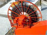 Приспособление замотки кабеля включая вьюрок управляемого кабеля весны и мотора