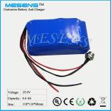 24V 6ah Lipo nachladbare Batterie (Satz)