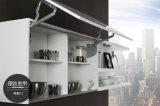 現代PVC&Lacquerの食器棚(zz-075)