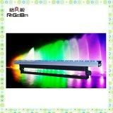 Het Licht van de Staaf van de Wasmachine van de hoge Binnen LEIDENE 84*3W RGBW van de Macht Muur van het Effect