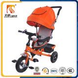 Vente en gros de véhicule de pédale de bébé de vélo bon marché de tricycle et de 3 roues