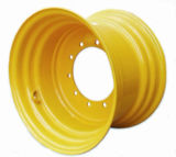 8.25X16.5 OTR Rad-Rad-Felgen für Schienen-Ochse-Reifen