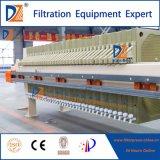Imprensa de filtro controlada da membrana do PLC para o tratamento de Wastewater