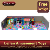 Low Cost CE Natural Design Indoor Playground (T1215-2)