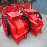 Pequenos mineradores de carvão usam triturador de rolos / triturador de rolos
