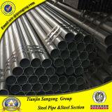 BS 1387 3 Zoll-heißes eingetaucht galvanisiert ringsum Stahlrohr