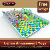 SGS approuvé Modern Kids souple Indoor Playground