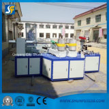 Faisceau spécial fait sur commande de papier de soie de soie de toilette de taille faisant des machines