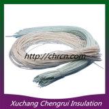 Materiaal 2715 de Glasvezel Sleeving van de isolatie van pvc