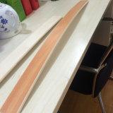 Colle du contre-plaqué E1 de peuplier dépliant les lamelles de bâti de LVL (890X100X7mm)