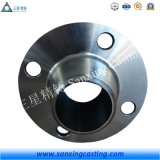 Точного стального литья фитингов клапана / фланец с OEM Service