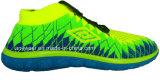 Обувь Flyknit людей и женщин светлая идущая (816-0985)