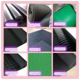 Plaque en caoutchouc de néoprène / Rubber Mat, Insertion de tissu en caoutchouc