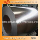 JIS G3312 CGCC chaud/a laminé à froid chaud ondulé de matériau de construction de feuillard de toiture plongé bobine en acier galvanisée/Galvalume