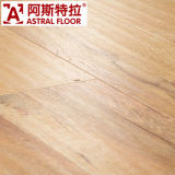 CE Approved Handscraped Surface Laminate Flooring 12mm (AS0007-1)