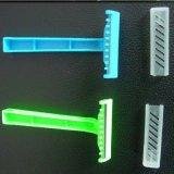 PVC使い捨て可能な医学の剃るかみそりの刃
