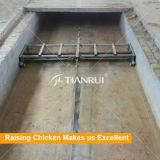 Automatisches Schicht-Huhn-Rahmen-Düngemittel-Abbau-System für Geflügel-Gerät