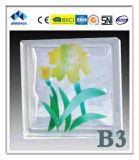 Высокое качество Jinghua художественных B-16 Окраска стекла блок/кирпича