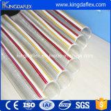 Tuyau de renfort en fil d'acier en spirale en PVC