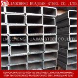 Q235 Tubo de aço retangular para materiais de edifícios