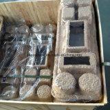 Proceso de enfriamiento refrigerante 304, tipo de placa cubierto con bronce del cobre de placa 316L cambiador de calor