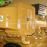 Conjunto gerador de turbina a gás natural de alta eficiência 600kw