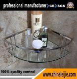 Acessórios do banheiro da cesta do canto do aço inoxidável de China