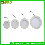 Frameless ultra dünne Instrumententafel-Leuchte der runden Form-6W LED