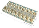Estructura de acero de un paquete plano Dormitorio Casa (KXD-CH37).