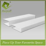 50 Вт*40h алюминиевой декоративной трубы квадратного сечения потолок