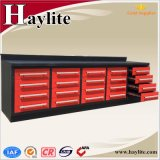 Порошок Coating Steel Workbench с Drawers