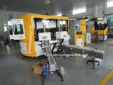 Machine en verre rotatoire de décoration de 6 couleurs avec le système UV